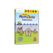 Meet the Math Drills: Subtraction Video